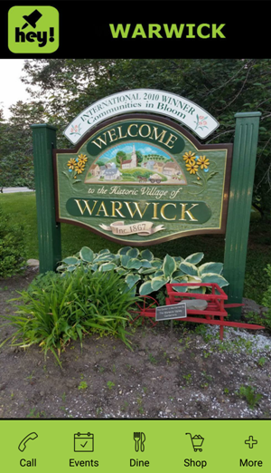 Hey Warwick Testimonials